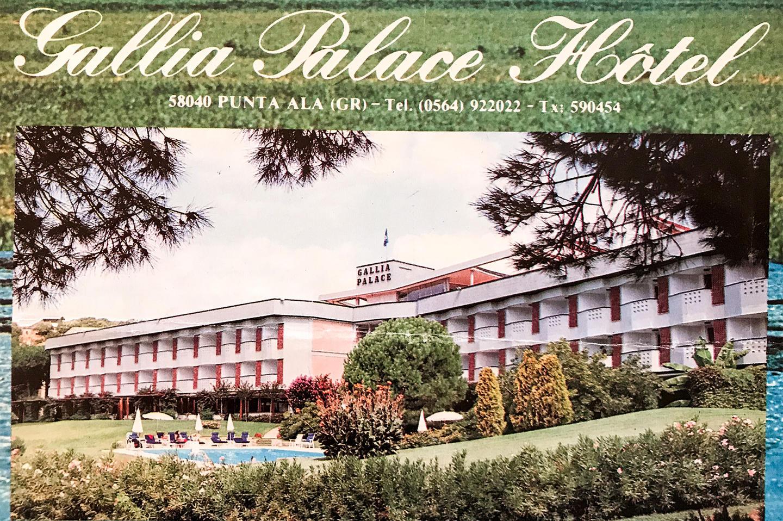 Gallia Palace Hotel Punta Ala